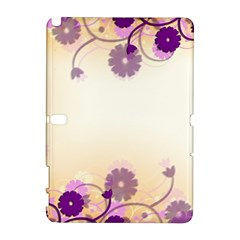 Floral Background Galaxy Note 1