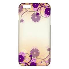 Floral Background Iphone 6 Plus/6s Plus Tpu Case