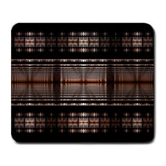 Fractal Art Design Geometry Large Mousepads