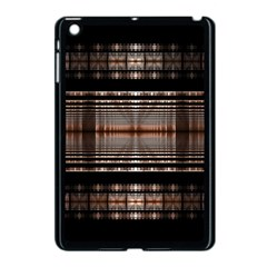 Fractal Art Design Geometry Apple Ipad Mini Case (black)