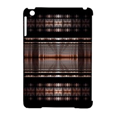 Fractal Art Design Geometry Apple Ipad Mini Hardshell Case (compatible With Smart Cover)