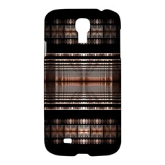 Fractal Art Design Geometry Samsung Galaxy S4 I9500/i9505 Hardshell Case