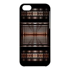 Fractal Art Design Geometry Apple Iphone 5c Hardshell Case