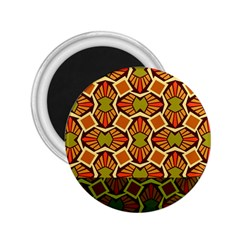 Geometry Shape Retro Trendy Symbol 2 25  Magnets