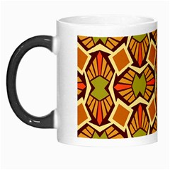 Geometry Shape Retro Trendy Symbol Morph Mugs