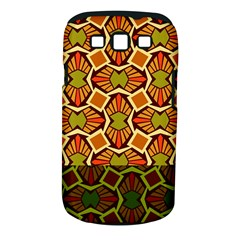 Geometry Shape Retro Trendy Symbol Samsung Galaxy S Iii Classic Hardshell Case (pc+silicone)