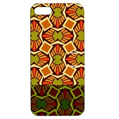 Geometry Shape Retro Trendy Symbol Apple Iphone 5 Hardshell Case With Stand