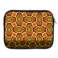 Geometry Shape Retro Trendy Symbol Apple Ipad 2/3/4 Zipper Cases