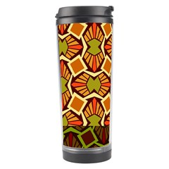 Geometry Shape Retro Trendy Symbol Travel Tumbler