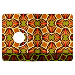 Geometry Shape Retro Trendy Symbol Kindle Fire Hdx Flip 360 Case