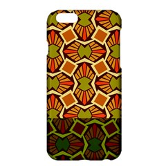 Geometry Shape Retro Trendy Symbol Apple Iphone 6 Plus/6s Plus Hardshell Case