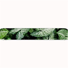 Green Leaves Nature Pattern Plant Small Bar Mats