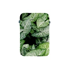 Green Leaves Nature Pattern Plant Apple Ipad Mini Protective Soft Cases