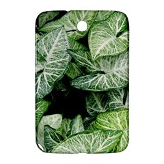 Green Leaves Nature Pattern Plant Samsung Galaxy Note 8 0 N5100 Hardshell Case