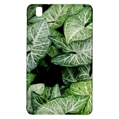 Green Leaves Nature Pattern Plant Samsung Galaxy Tab Pro 8 4 Hardshell Case