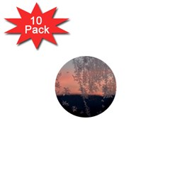 Hardest Frost Winter Cold Frozen 1  Mini Buttons (10 Pack)