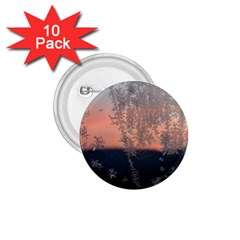 Hardest Frost Winter Cold Frozen 1 75  Buttons (10 Pack)