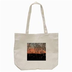 Hardest Frost Winter Cold Frozen Tote Bag (cream)