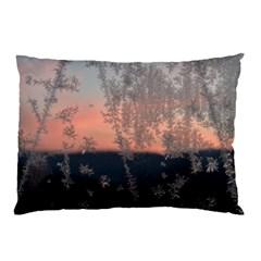 Hardest Frost Winter Cold Frozen Pillow Case