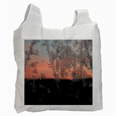 Hardest Frost Winter Cold Frozen Recycle Bag (one Side)