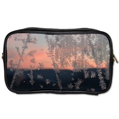 Hardest Frost Winter Cold Frozen Toiletries Bags