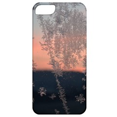 Hardest Frost Winter Cold Frozen Apple Iphone 5 Classic Hardshell Case