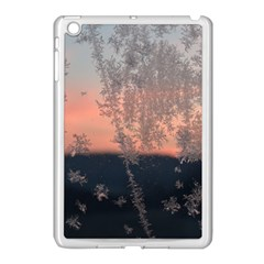 Hardest Frost Winter Cold Frozen Apple Ipad Mini Case (white)