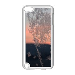 Hardest Frost Winter Cold Frozen Apple Ipod Touch 5 Case (white)