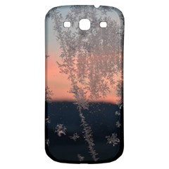 Hardest Frost Winter Cold Frozen Samsung Galaxy S3 S Iii Classic Hardshell Back Case
