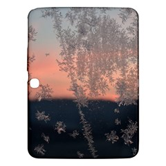 Hardest Frost Winter Cold Frozen Samsung Galaxy Tab 3 (10 1 ) P5200 Hardshell Case