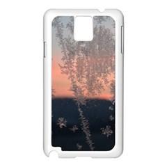 Hardest Frost Winter Cold Frozen Samsung Galaxy Note 3 N9005 Case (white)