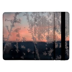 Hardest Frost Winter Cold Frozen Samsung Galaxy Tab Pro 12 2  Flip Case