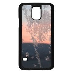 Hardest Frost Winter Cold Frozen Samsung Galaxy S5 Case (black)