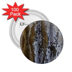 Grunge Rust Old Wall Metal Texture 2.25  Buttons (100 pack)