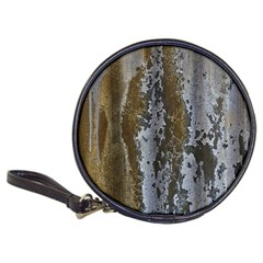 Grunge Rust Old Wall Metal Texture Classic 20 Cd Wallets