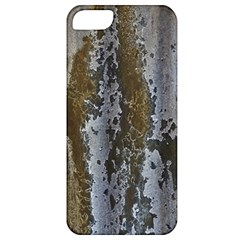 Grunge Rust Old Wall Metal Texture Apple Iphone 5 Classic Hardshell Case