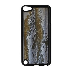 Grunge Rust Old Wall Metal Texture Apple Ipod Touch 5 Case (black)