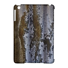 Grunge Rust Old Wall Metal Texture Apple Ipad Mini Hardshell Case (compatible With Smart Cover)