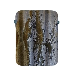 Grunge Rust Old Wall Metal Texture Apple Ipad 2/3/4 Protective Soft Cases