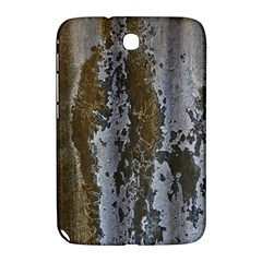 Grunge Rust Old Wall Metal Texture Samsung Galaxy Note 8 0 N5100 Hardshell Case
