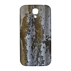 Grunge Rust Old Wall Metal Texture Samsung Galaxy S4 I9500/i9505  Hardshell Back Case