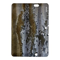 Grunge Rust Old Wall Metal Texture Kindle Fire Hdx 8 9  Hardshell Case