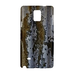 Grunge Rust Old Wall Metal Texture Samsung Galaxy Note 4 Hardshell Case