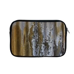 Grunge Rust Old Wall Metal Texture Apple Macbook Pro 13  Zipper Case