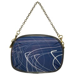Light Movement Pattern Abstract Chain Purses (one Side)