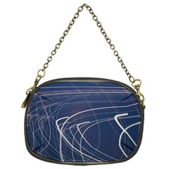 Light Movement Pattern Abstract Chain Purses (two Sides)