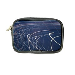 Light Movement Pattern Abstract Coin Purse