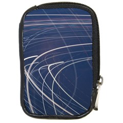 Light Movement Pattern Abstract Compact Camera Cases