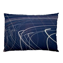 Light Movement Pattern Abstract Pillow Case (two Sides)