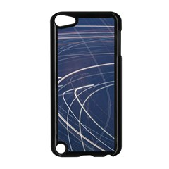 Light Movement Pattern Abstract Apple Ipod Touch 5 Case (black)
